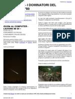 Guida al Computer - Lezione 80 - Scaricamento (Download) e Caricamento (Upload) dei file.