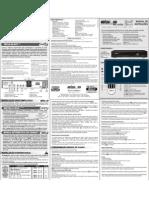 manual instrução elsys 2.0 e 2.5