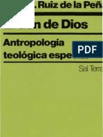 EL DON DE DIOS-  RUIZ DE LA PEÑA