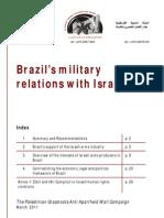 Brazilian-Israeli Military Ties