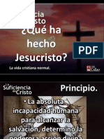 La Suficiencia de Cristo # 10