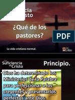 La Suficiencia de Cristo # 12