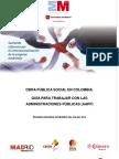 Obra pública social en Colombia