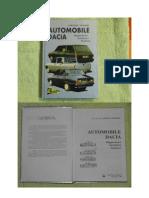 Automobile Dacia , Diagnosticare, Intretinere, Reparare Corneliu Mondiru 1998