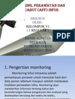 Monitoring, Perawatan Dan Mencabut (Aff).Ppt