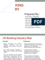 Final Ppt on US BANKING and Bank of America