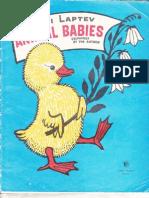 Animal Babies - Versuri ilustrate