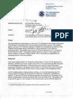 Obama ICE detainer memo