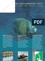 Dredging the Environment Facts