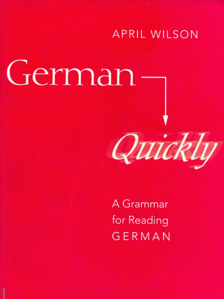 german quickly grammatical gender adjective - Asop Lebenslauf