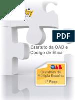 OAB2008-Estatuto OAB Codigo de Etica