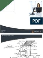 Aquasol, Solar Pool Heating System