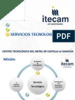 Presentación de Servicios Tecnológicos 10º Aniversario