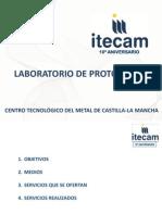 Presentacion Laboratorio Prototipado 10º Aniversario