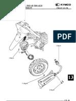 F50LX Cap 13 (Ruota Sospensione Post)