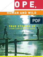 Hope, Human and Wild | True Stories of Living Lightly on the Earth by Bill McKibben