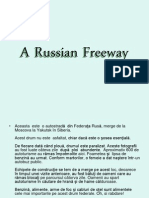 Autostrada in Rusi A