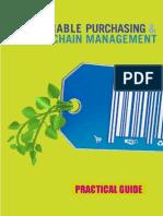 La gestión sostenible de la cadena de valor, la política de compra y la RSE