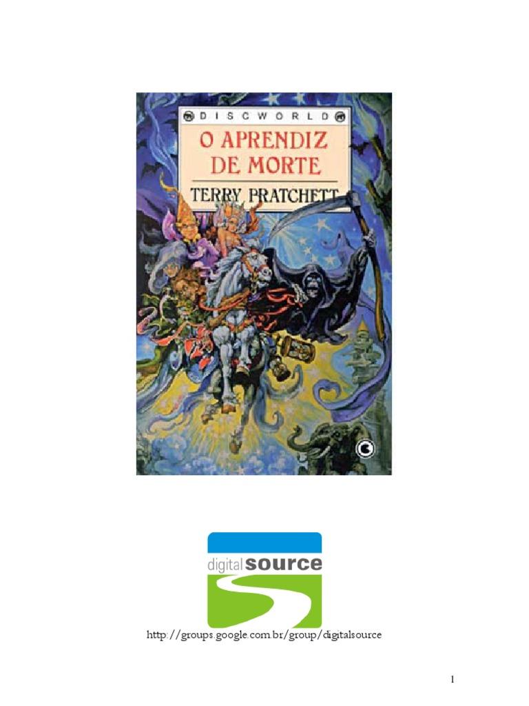 54381e04555f1 Terry Pratchett - O Aprendiz de Morte