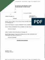 CIF Licensing, LLC d/b/a GE Licensing v. Agere Systems LLC, C.A. No. 07-170-LPS (D. Del. Dec. 3, 2012)