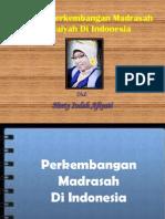 PPT_Sejarah Perkembangan MI Di Indonesia