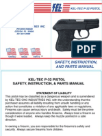 kel-tec p32 owners manual