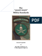 lightfoot  militia standards