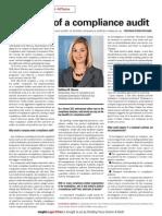 Anatomy of a Compliance Audit - Kathleen Marcus