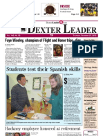 The Dexter Leader Front Dec. 27, 2012
