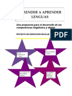 Proyecto APRENDER A APRENDER LENGUAS