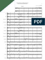 Arreglos Música para los Reales fuegos artificiales de Handel