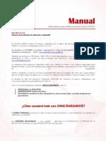 A America Manual 121212