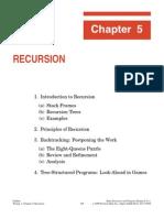 recursion process explained