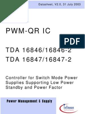 pwm controller ic 2003