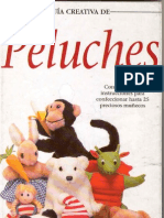 Guía Creativa de Peluches