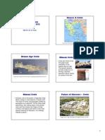 Minoans PDF
