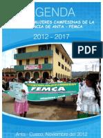 Agenda 2012-2017