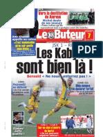LE BUTEUR PDF du 07/02/2009