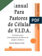 Manual Para Pastores de Celula