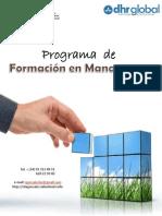 Itinerario Formativo Dhr Global
