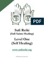 Sufi Reiki First Degree Manual