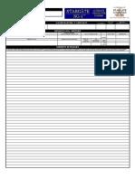 SG1 Mission Log Fullsheet