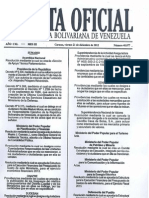 Gaceta Oficial Nº 40.077 decreto 9315