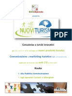 Business Plan Nuovi Turismi