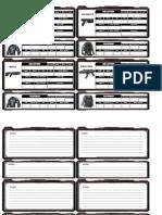 Spycraft Reference Cards