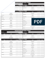 Skill Sheet-Double Up