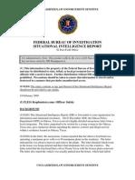 FBI El Paso Investigates KopBusters