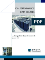 High Performance Data Centers