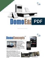 Domoconcept, Developer Presentation