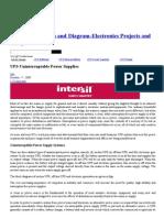DCU Study Guide   Power Inverter   Data Center